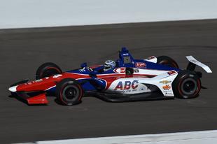 """Tony Kanaan zárta az élen az Indy 500 """"május 0-ai"""" tesztjét"""