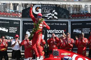 Már biztosan a Team Penske-nél landol az IndyCar 2016-os bajnoki címe