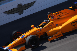 Alonso: Miért versenyzem az Indianapolis 500-on?