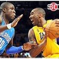 Magic at Lakers, 2009 NBA Finals Gm1