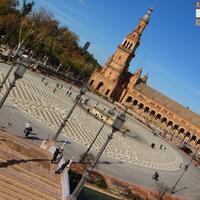 Sevilla, ahol már télen tavaszodik!