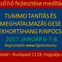 A belső tűz felébresztése, Tummo - tapasztalataim egy tibeti tanításon