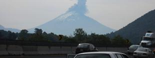 Popocatépetl és Iztaccíhuatl, a vulkánok Rómeója és Júliája