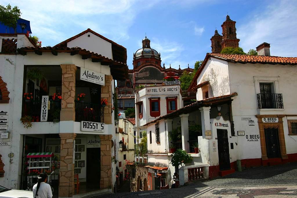 Mexikó ezüstvárosa, Taxco de Alarcón
