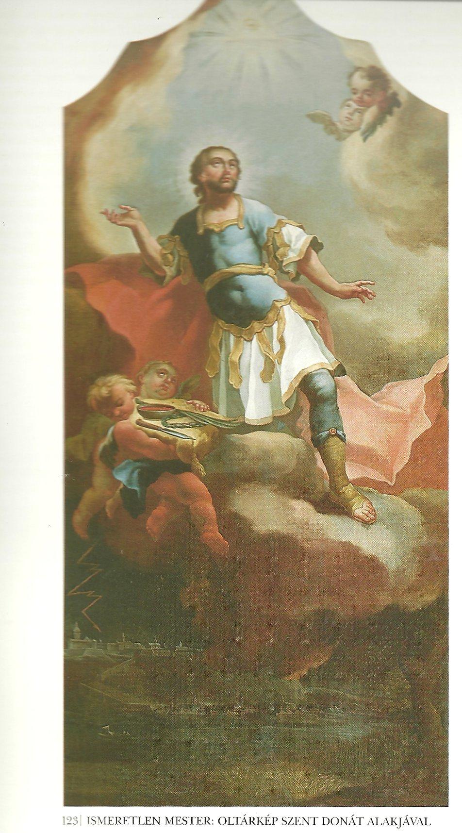 Miért Donáti a lépcső, ha Szent Donát a névadó? - Utcák, terek