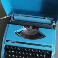 Trendi buta írógép