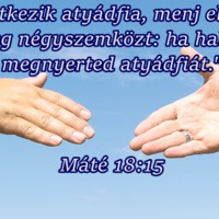 INDULJ EL HITBEN, ÉS TEDD MEG!-Isten gondoskodni fog rólad-Keresd a megbékélést!-Mit tenne Jézus?-NEM SZERETSZ VÁRAKOZNI-Tedd meg most!-Vezetők csapdái