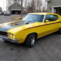 Buick Skylark 1968-1972