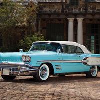 Pontiac Bonneville 1958
