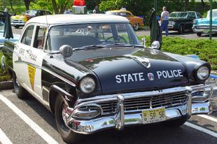 Amerikai rendőrautók
