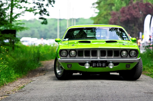 Plymouth Barracuda (1970-1974)