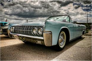 Lincoln Continental (1961-1969)