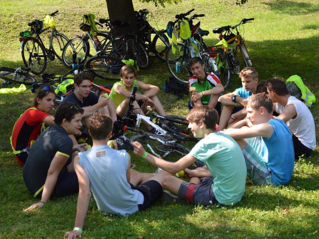 Kerékpártúra a nyáron - beszámoló