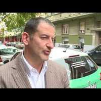 A Hegyvidéki Rendészet új autóinak átadása