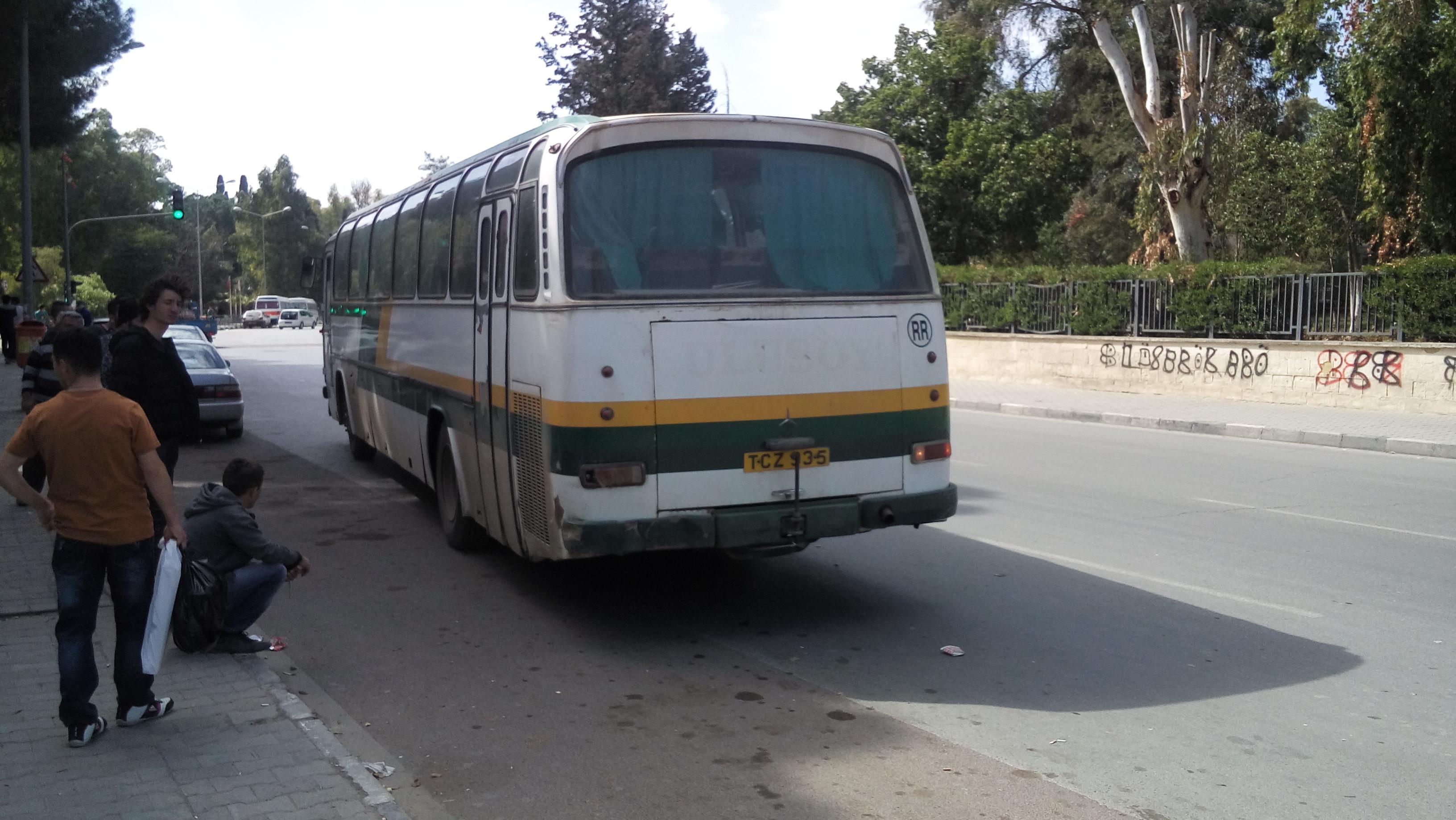 Török busz