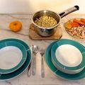 Otthonosság avagy húsleves és töpörtyűs pogácsa