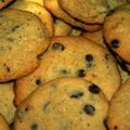 2011.01.10. - Cookies, avagy csokidarabos teasüti