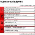 Szerelmes vers random generátor - Valentin napi versek