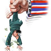 Az adófeltöltési bírság intézménye ellen