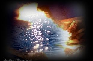 Válóczy Szilvia: Mint tűzre víz