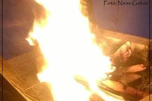Válóczy Szilvia: Tűz körül