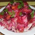Orosz vinaigrette saláta