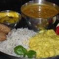 Indiai menü