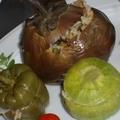 Töltött zöldségek