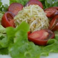 Karalábé saláta