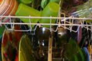 A mosogatógépekben veszélyes gombák tenyésznek