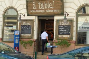 Valódi francia pékség-cukrászat Budapesten!