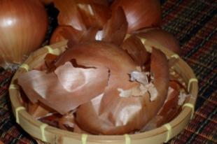 Természetes flavonoid - a hagymahéj