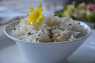 A finom rizs titka