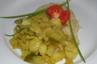 Quinoa az Inkák gabonája - zellerszárral