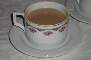 Téli fűszeres tea