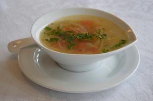 Savanyú káposzta leves