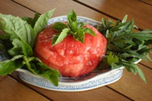 Kínai paradicsom saláta