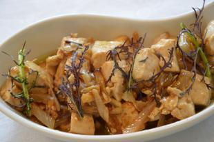 Villámgyors tofu recept