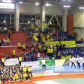 Kazincbarcikai és nyíregyházi röplabdaünnep az érdi kupadöntőn
