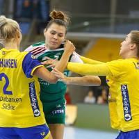 Magyarország - Svédország 22-25 (11-11)
