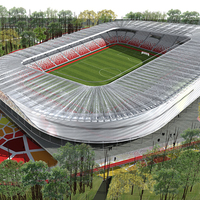 Épül a debreceni stadion!