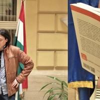 Várakozás a Nemzeti Választási Irodában