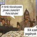 326 év után ismét török gyarmat leszünk
