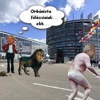Reszkess, te kurva Európa!