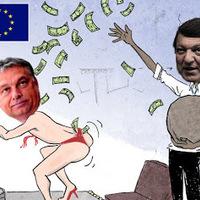 Orbán, a strasbourgi szexturista