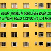 Vesszen a diktatúra! Wifipuccsot Orbánnak!
