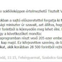 Zsiga, a 47 ezer, meg a közpénzen nyomorgó rokonok