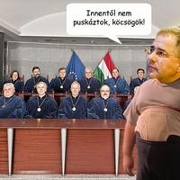 Orbán, Alkotmánybíróság, vendetta