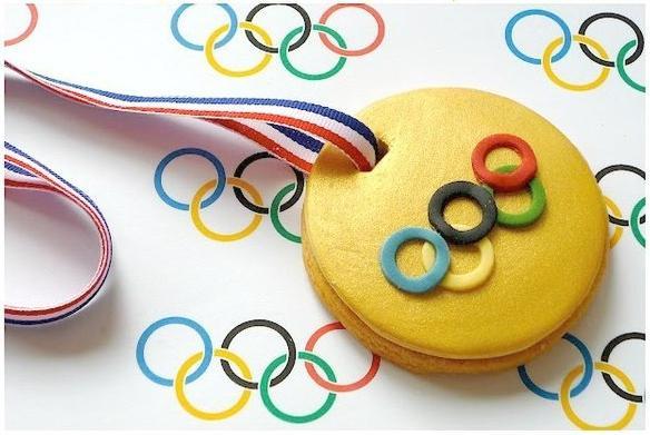 olimpic medal cookie.jpg