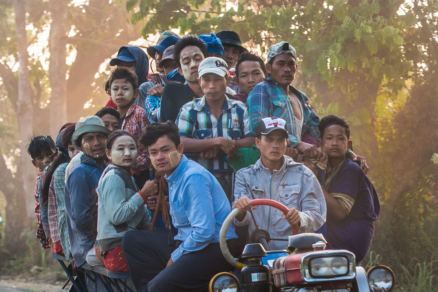 11 + 1 tévhit Mianmarról